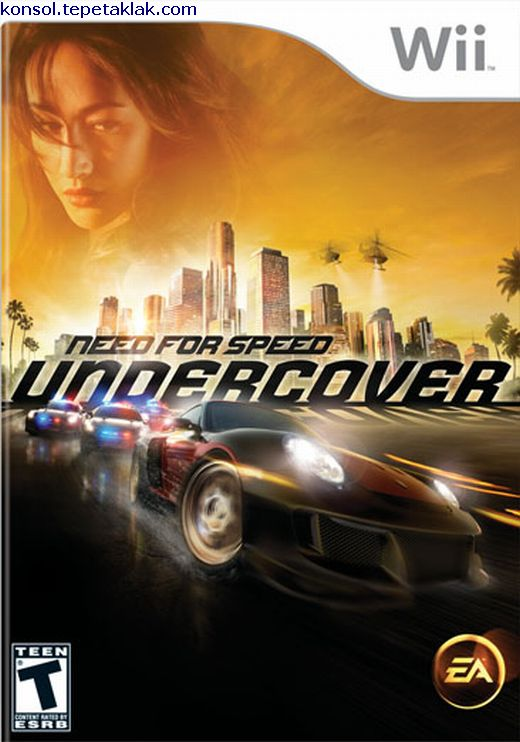 Download free Need For Speed Undercover, Full version PC Game Need